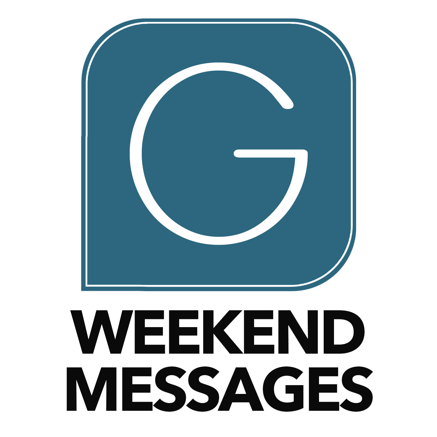 GV Christian Center - Weekend Messages